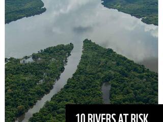 hydropower dams threaten diverse benefits of free-flowing rivers