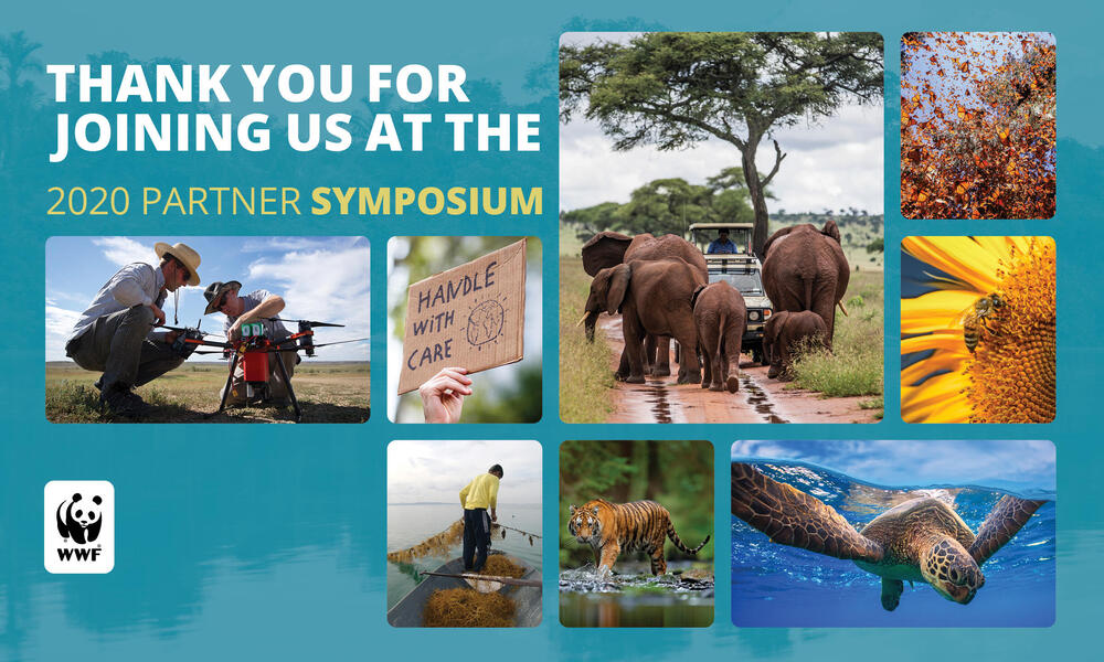2020 Partners Symposium Thank you for joining us
