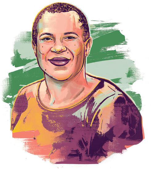 Alice Ruhweza illustration