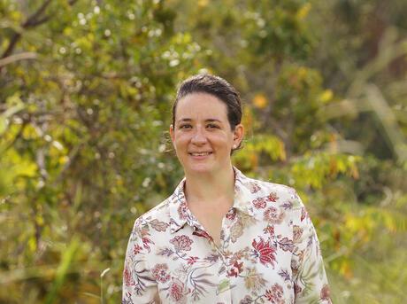 Angela Alviz portrait