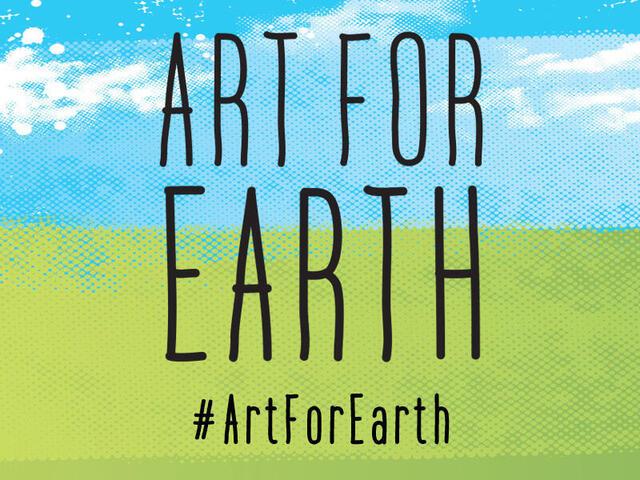 Art for Earth logo