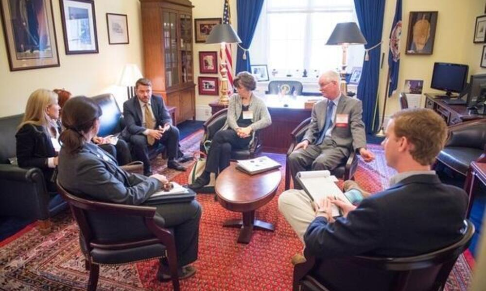 Partners on Capitol Hill