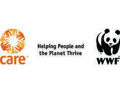 CARE WWF Alliance logo