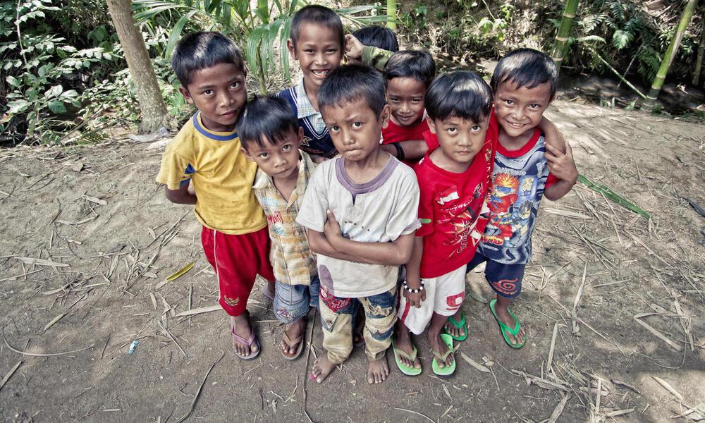 Children of Borneo