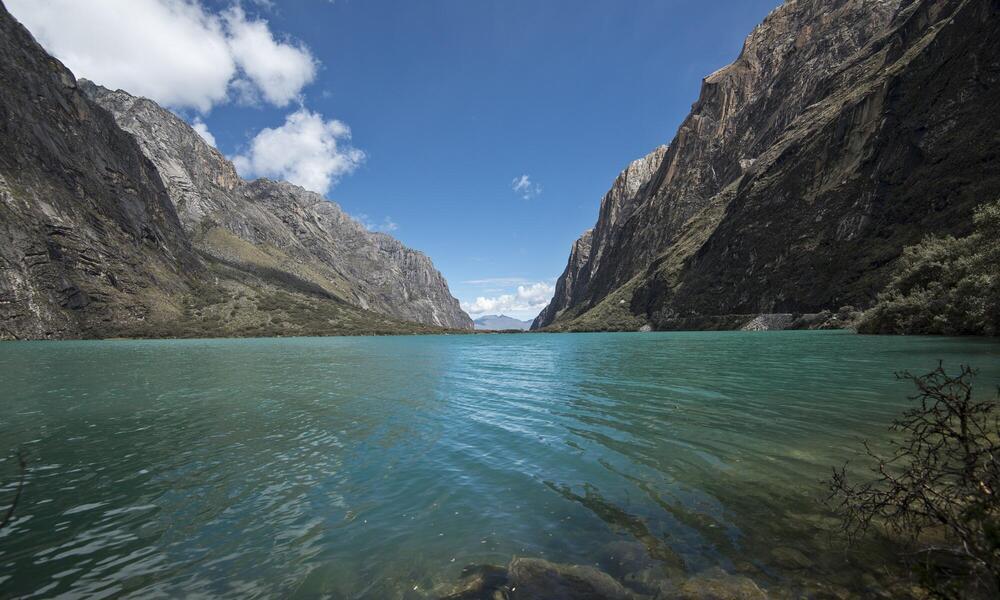 Chinancocha Lagoon, Peru