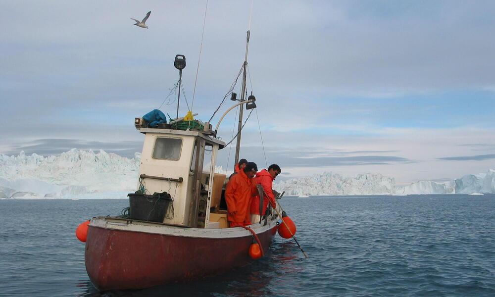 Commerical fishermen