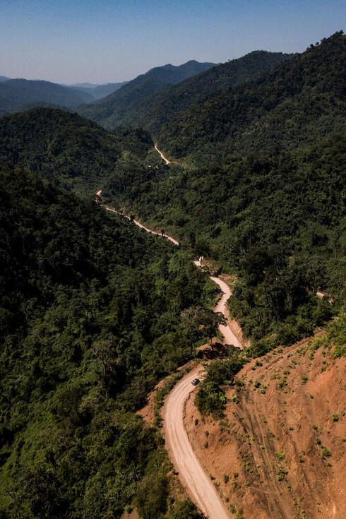 Dawei Road, Dawna Tenasserim