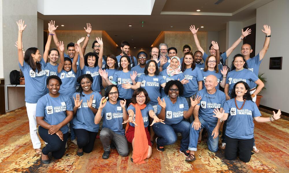 EFN Alumni Group Photo