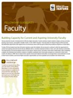 EFN Faculty Fellowship Guidelines 2022 Brochure