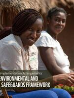 Environmental and Social Safeguards Framework Brochure