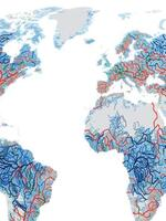 Free Flowing Rivers Study - Full Map Brochure