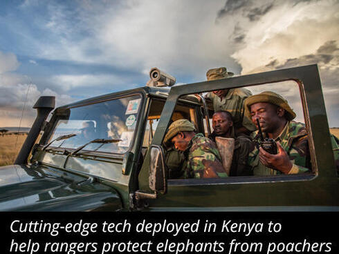 FLIR Technology Helps Rangers