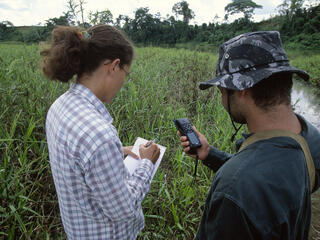 GPS use in the Amazon