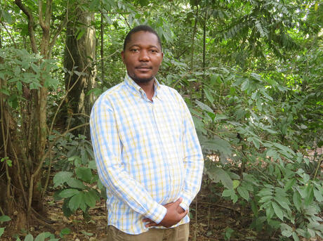 Badjedjea Babangenge Gabriel portrait