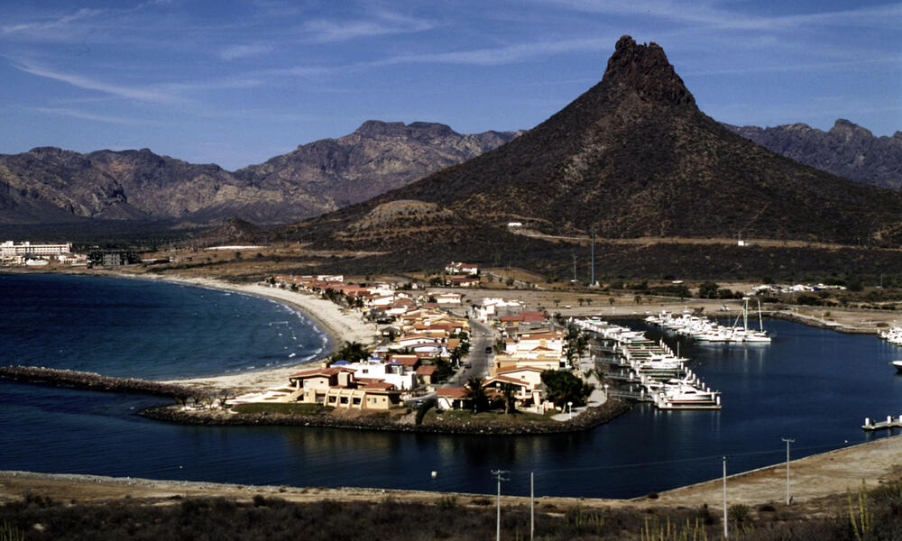 Gulf of California Baja California