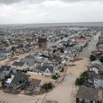 Hurricane Sandy Damage along the New Jersey coast
