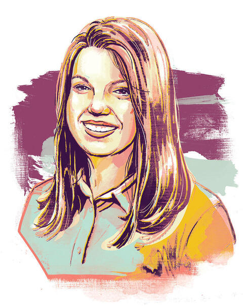Julia Rouhi illustration