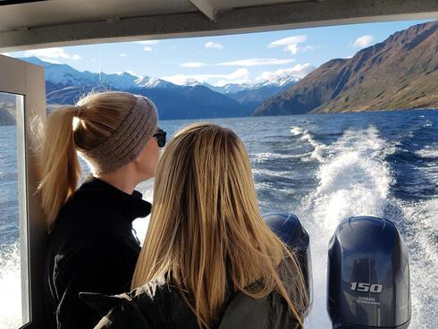 Lake Wanaka boaters