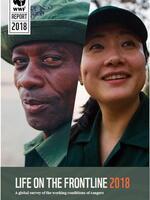 Life on the Frontline 2018 Brochure