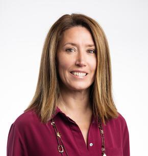 headshot of Lisa Morden