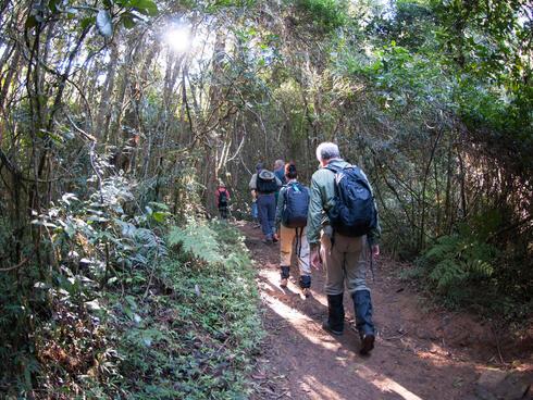 Hiking Madagascar
