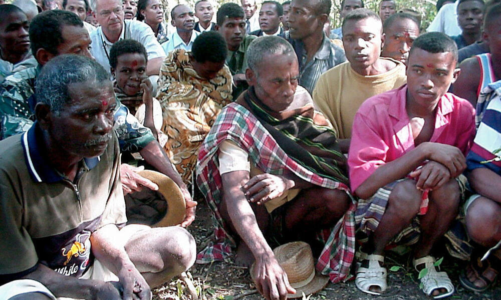 Sakoantovo, Madagascar
