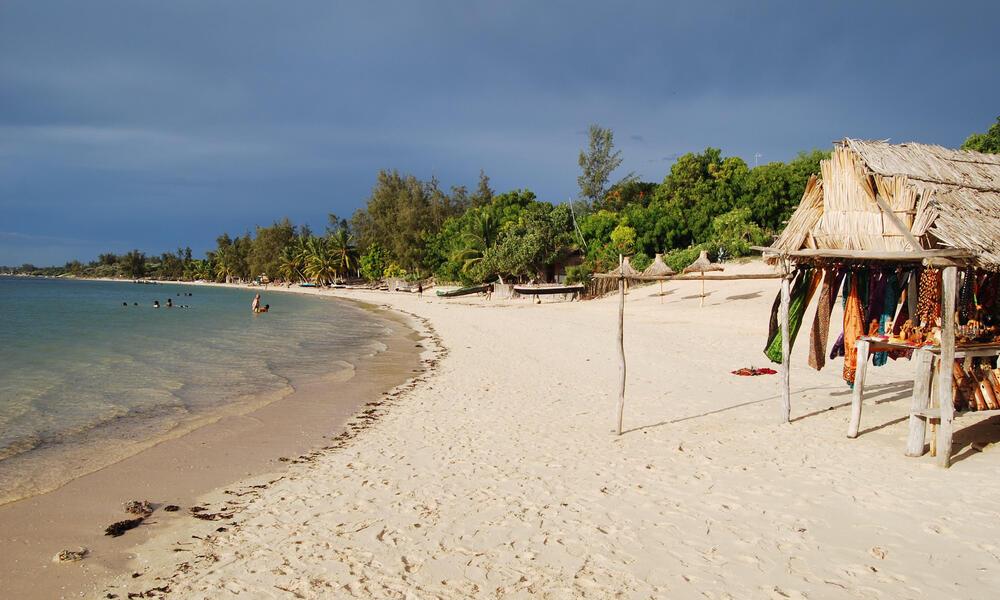 Mangily's beach