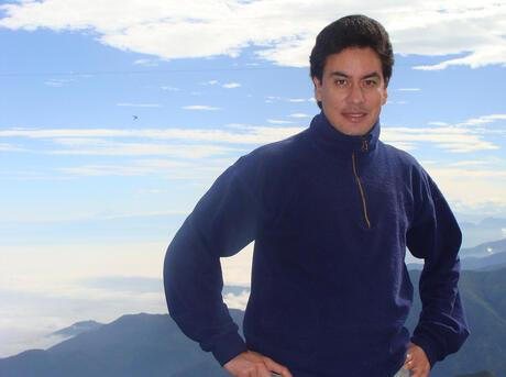 Manuel Morales Mite portrait