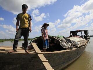 Mekong River Fishermen
