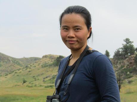 Minh Thi Anh Nguyen portrait