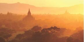 myanmar city view