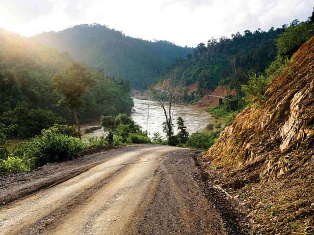 In a natural wonderland newly engaged with the outside world, Myanmar's people envision a thoroughly modern,nature-based path.