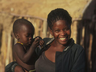 Namibia People and communities