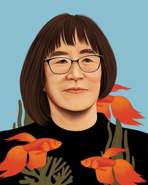 Nancy Takahashi illustration