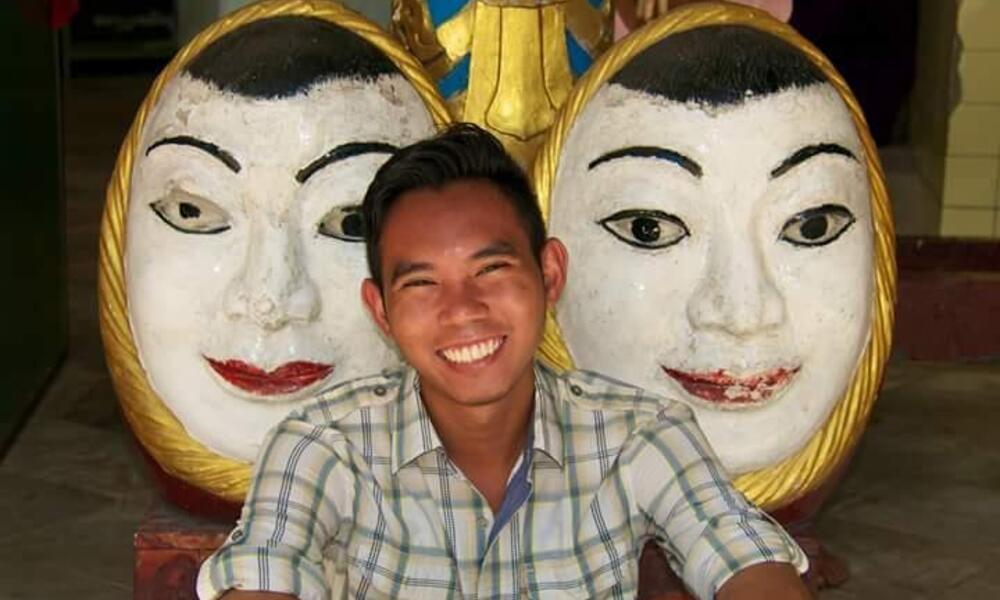 Nanda Aung portrait