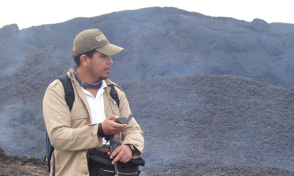 Oscar Carvajal portrait