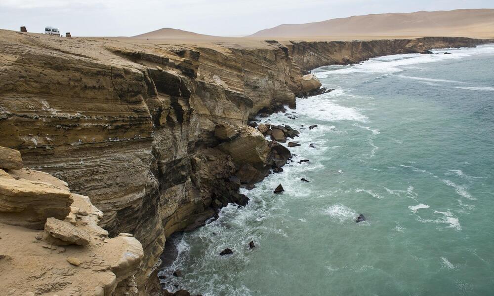 Paracas Reserve Peru