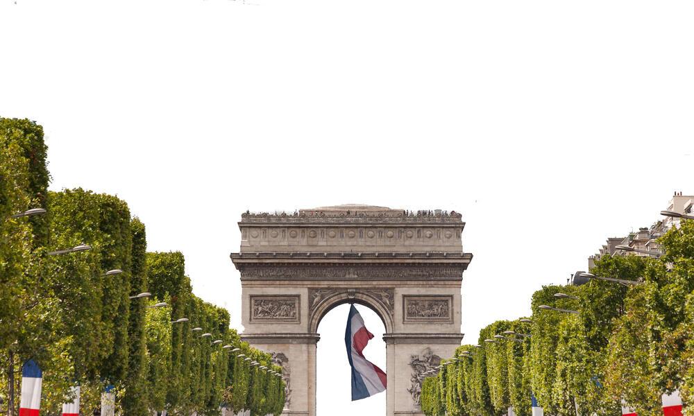 Champs-Elysees, Paris