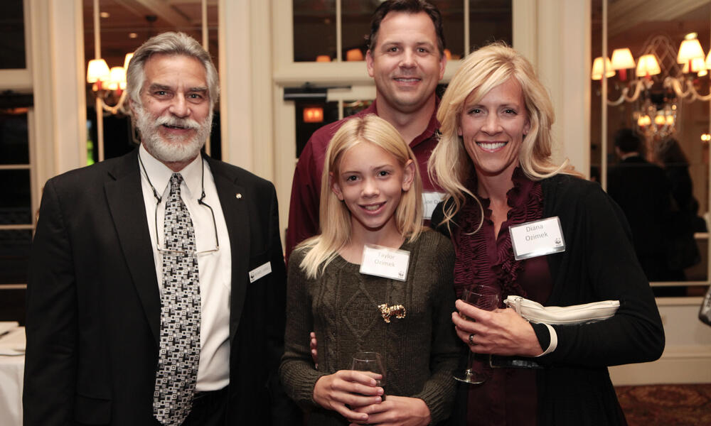 Participants at Partners in Conservation Event
