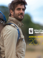 WWF Education for Nature Annual Report 2017 Brochure