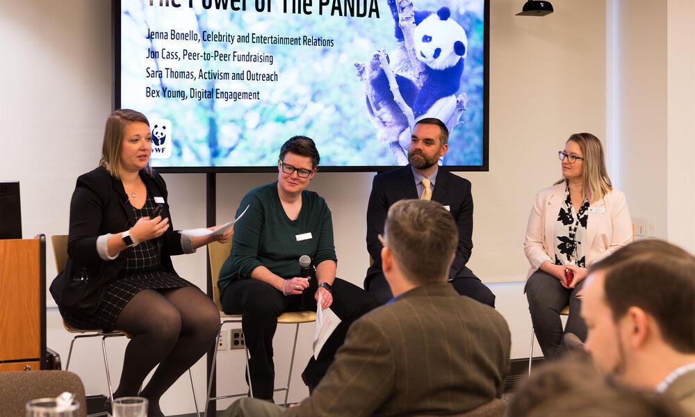 Power of the Panda with Sara Thomas, Bex Young, Jon Cass & Jenna Bonello
