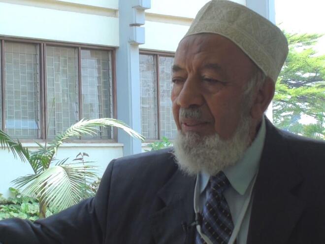 Professor Abdulghafur El-Busaidy