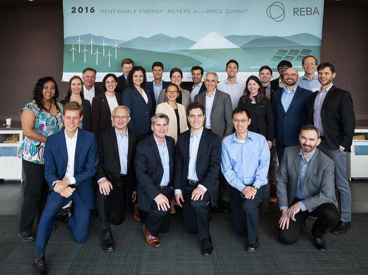 REBA summit organizers
