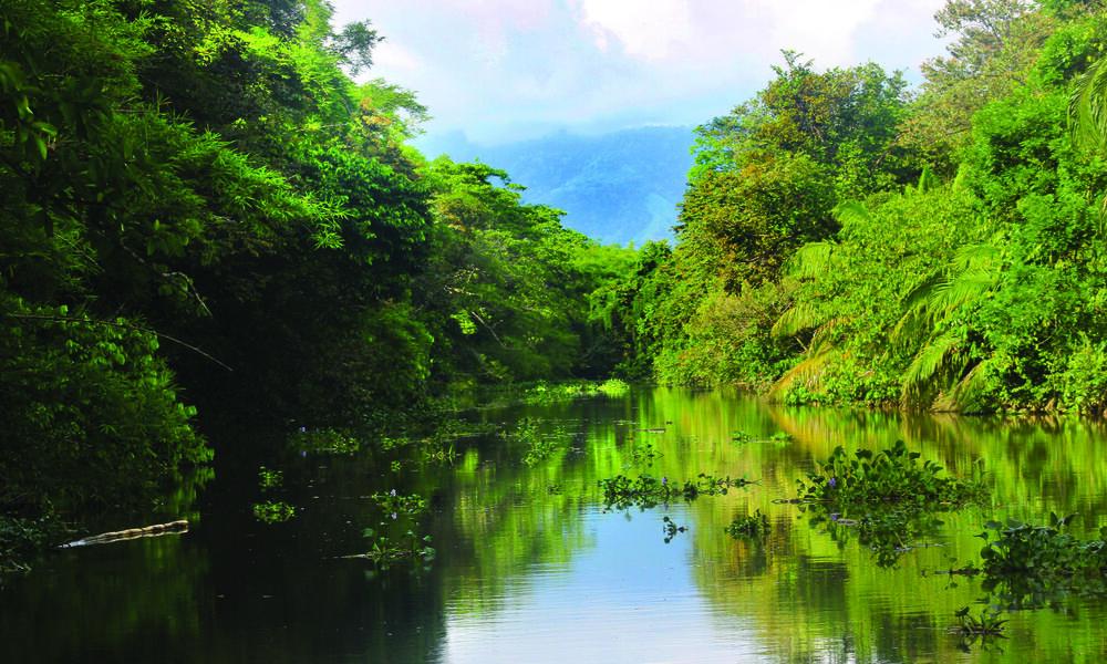 River in Costa Rica