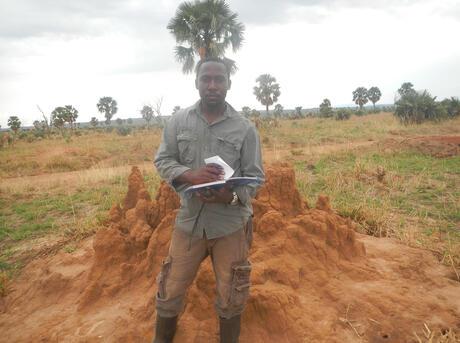 Samuel Ayebare portrait