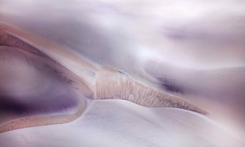 Skeleton Coast Dunes in Namibia
