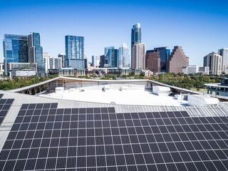 Solar panels in Austin, TX