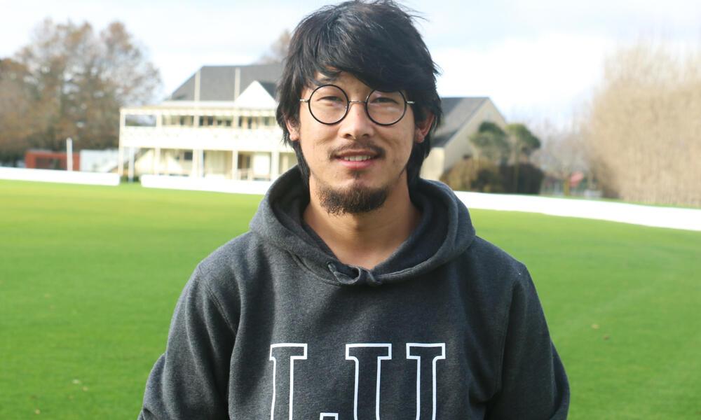 Sunil Tamang portrait