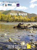 Tuul River Basin Report Card Brochure