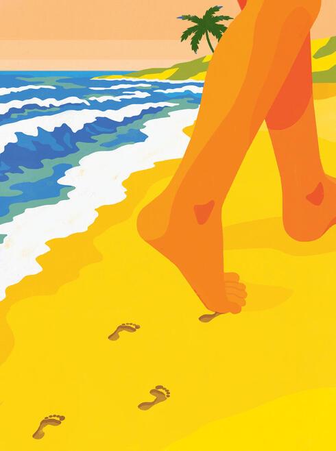 Vacation footprint